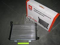 Радиатор охлаждения на ВАЗ 2107 (инжектор) (пр-во Дорожная Карта)