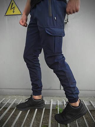 """Чоловічі штани сині Intruder """"Flash Light"""", фото 2"""