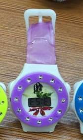 Детские электронные наручные часы 72207, фото 2