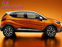 Renault отзывает около 16 тысяч внедорожников Captur из-за проблем с вредными выбросами