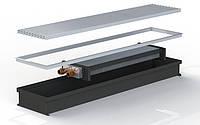 Конвектор внутрипольный C -(Black) 230/1000/120 Carrera (с уголком)