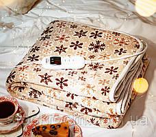 Электрическое одеяло с таймером Camry CR 7430 двуспальное 160х180см