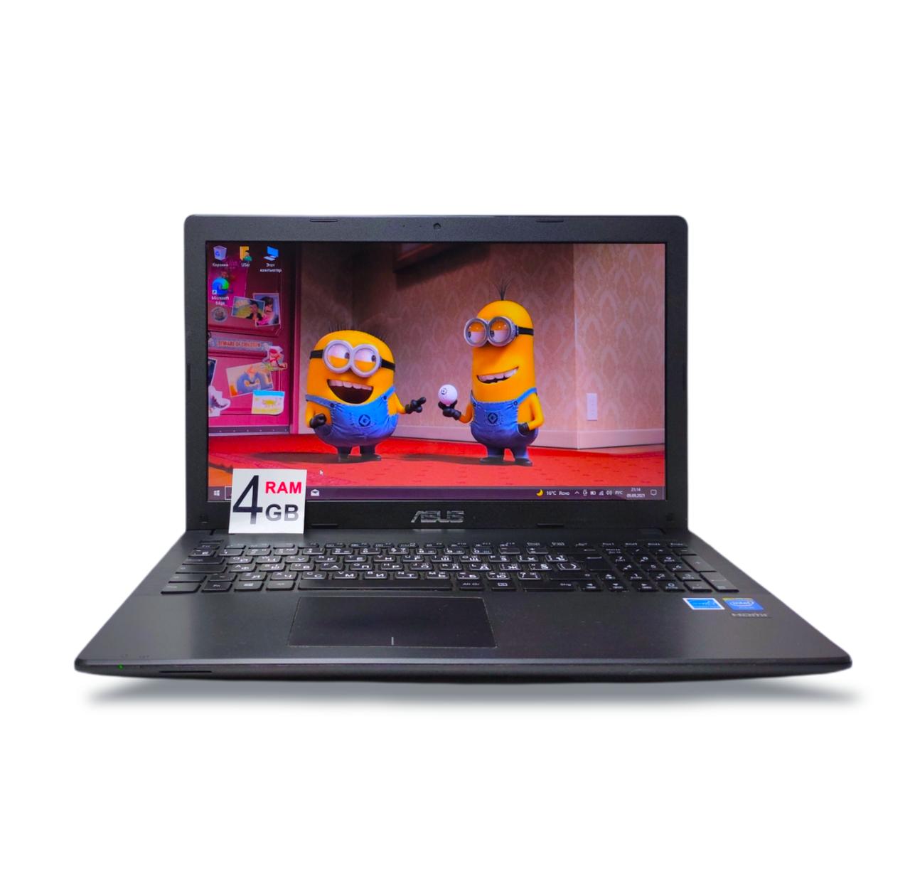 Ноутбук Asus R512M 15.6 HD Celeron N2840  4GB 500GB HD Graphics