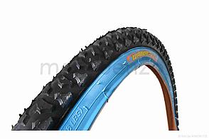 Велосипедна шина 26 * 2,125 синій борт