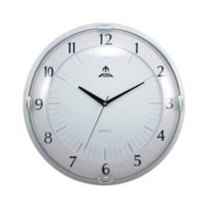 Часы настенные кварцевые FUDA F6226R (380х380х58 мм)