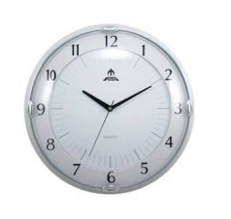 Часы настенные кварцевые FUDA F6226R (380х380х58 мм), фото 2