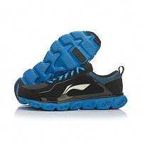 Фирменные Li-ning 41-42 (26.5 см) мужские беговые кроссовки оригинал дышащие Ли нинг спортивная обувь спорт