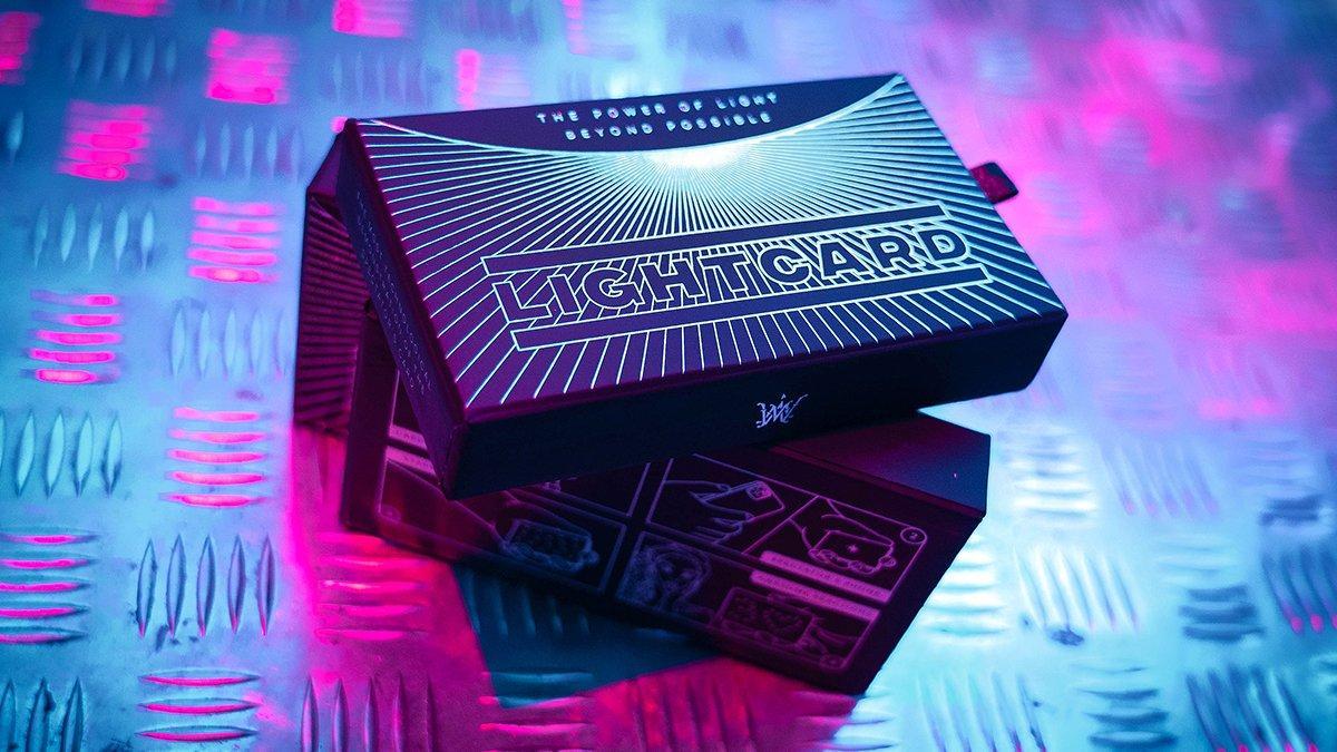 Реквизит для фокусов | Light Card