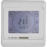 Сенсорный программируемый терморегулятор Terneo sen, фото 1