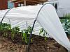 Парник Теплиця з агроволокна 8 метрів 42 гр/м2 в комплекті з кілочками, фото 8