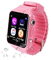 Smart Watch V7k Gsm/Gps/Bluetooth/камера pink Гарантія 1 місяць