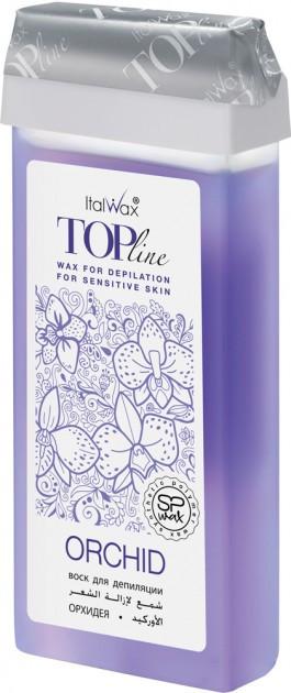 Воск кассетный Орхидея ItalWax Top Line Orchid 100 мл