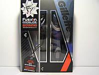 Набор для бритья мужской Gillette Fusion Proglide Станок + 1 кассета + чехол