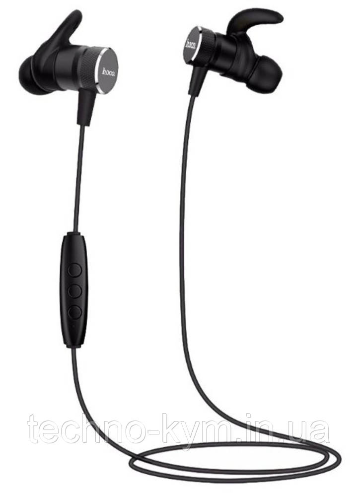 Bluetooth HOCO ES8 Sport black Гарантия 1 месяц