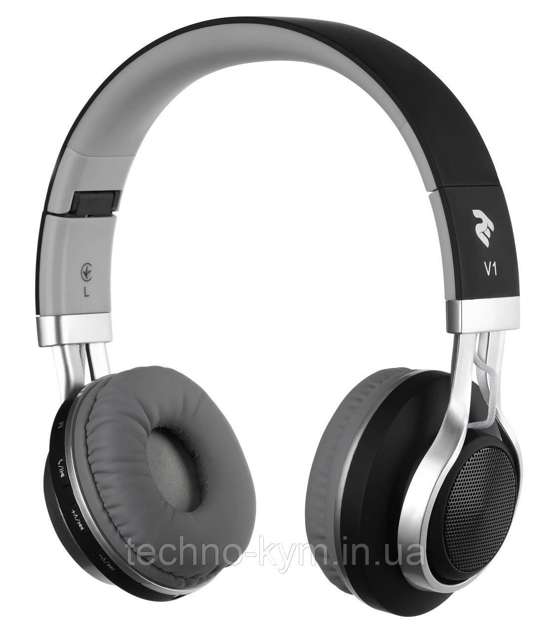 Bluetooth Stereo 2E V1 black Гарантия 1 месяц