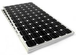 Сонячна панель UKS 150-12M (150 Вт, 12 В, моно)