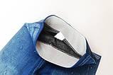 Легинсы женские теплые Slim Jeggings, Слим Джеггинс (Женские лосины), фото 7