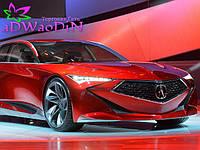 Acura показала свой будущий дизайн на примере концепта Precision (ВИДЕО)