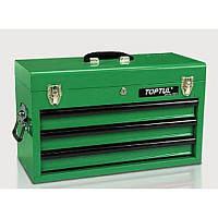 Ящик для инструмента  3 секции  508(L)x232(W)x302(H)mm TOPTUL TBAA0303