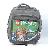 Школьный рюкзак модель P02 для мальчиков - LEGO