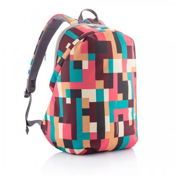 Антивор рюкзак XD Design Bobby Soft'' art geometric (P705.867)