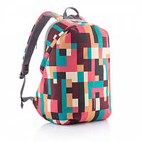 Антивор рюкзак XD Design Bobby Soft'' art geometric (P705.867), фото 1