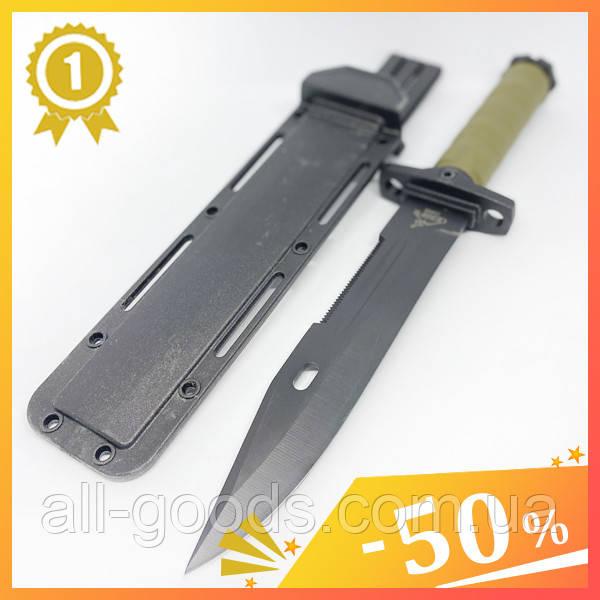 Великий тактичний ніж з чохлом GERBFR 2368В (35см). Довгий, великий ніж мисливський, рибальський, туристичний. All