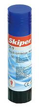 Клей-олівець на PVA основі, 9 г, Skiper, SK-1209