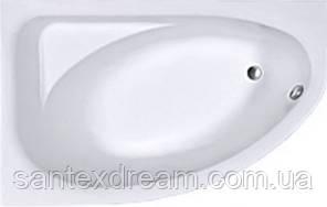 SPRING ванна 170*100см асиметрична, ліва, з ніжками SN7
