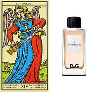 Туалетна вода для жінок Dolce&Gabbana Anthology La La Temperance 14 (Дольче Габбана Антологи Ля Темперанс ), фото 2