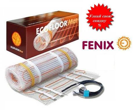 Тепла підлога, нагрівальний мат Fenix LDTS М 160 Вт/м2 - 3,5 м2 560 Вт (Чехія), фото 2