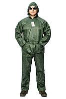 Водонепроникний костюм з пвх REIS зелений