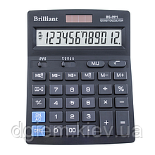 Калькулятор Brilliant BS-0111 12разр.