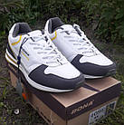 Кроссовки кожаные Bona р.44 белые, фото 4