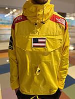 Куртка Supreme x The North Face  Gore-tex Yellow, фото 1