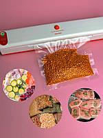 Вакууматор вакуумний ручної пакувальник Freshpack Pro G-88 домашній для продуктів кухні, фото 1