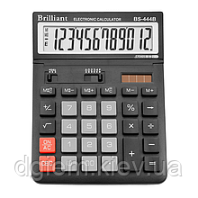 Калькулятор Brilliant BS-444В 12разр.