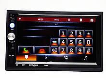 2din Pioneer 7023 Автомагнитола USB+SD+Bluetooth (короткая)