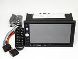 2din Pioneer 7023 Автомагнітола USB+SD+Bluetooth (коротка), фото 2
