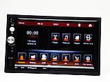 2din Pioneer 7023 Автомагнітола USB+SD+Bluetooth (коротка), фото 5
