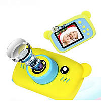 Детский фотоаппарат DVR Baby Camera X 500B Мишка Teddy