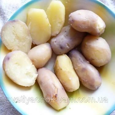 Товарный картофель Цыганка очень вкусный диетический лежкий уникальный сорт ф 65-165мм мешок 30кг