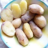 Товарну картоплю Циганка дуже смачний дієтичний лежкий унікальний сорт ф 65-165мм мішок 30кг, фото 1