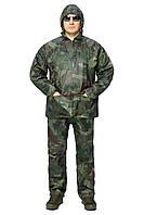 Непромокальний костюм з пвх камуфляж REIS
