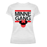 "Футболка ""Minnie Gang"""