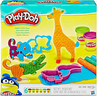 Play-Doh Make n Mix Zoo Зоопарк, фото 1