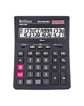 Калькулятор Brilliant BS-8884BK 14разр.