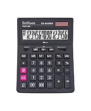 Калькулятор Brilliant BS-8886BK 16разр.