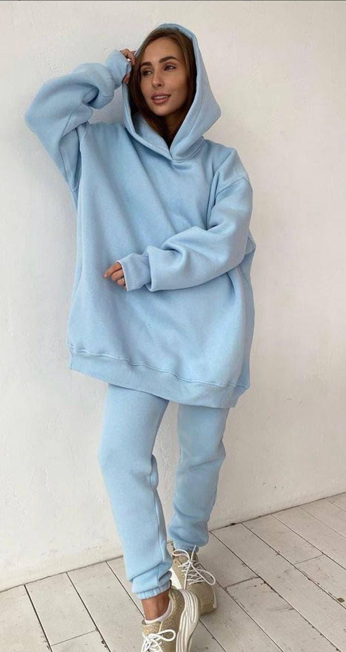 Стильний жіночий спортивний костюм Marisa Blue