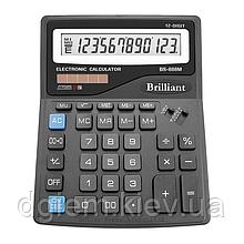 Калькулятор Brilliant BS-888M 12разр.
